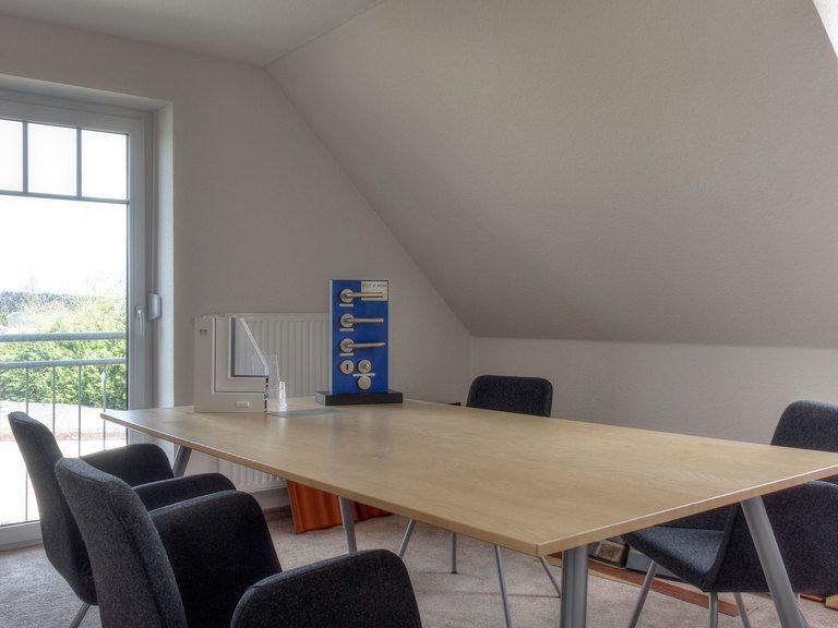 Musterhaus Ellerdorf - VODIES Massivhaus - Büro