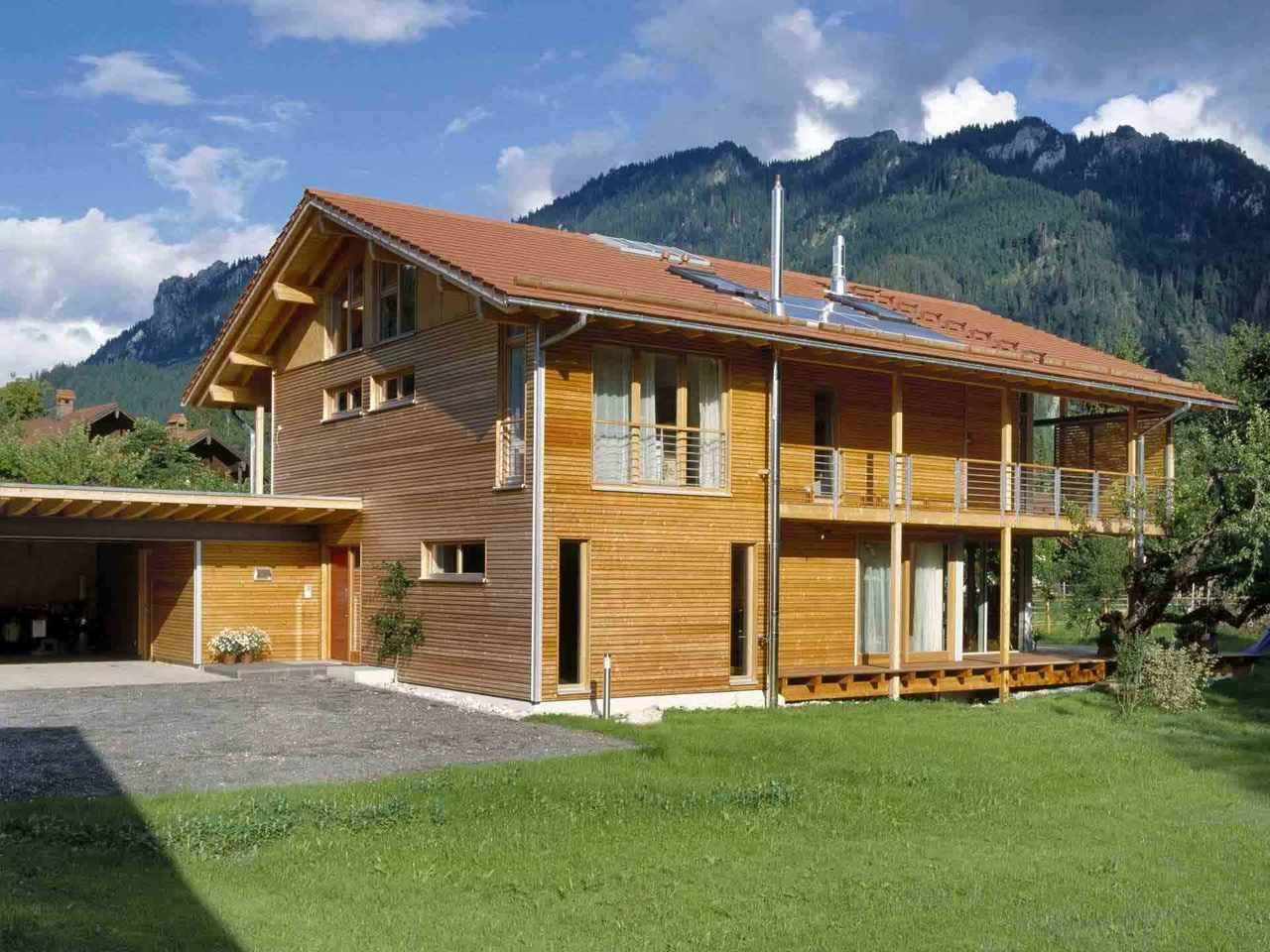 Ökohaus Schauer Baufritz