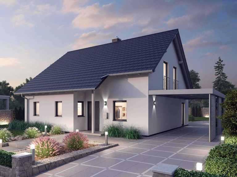 Einfamilienhaus EFH 144 - Ytong Bausatzhaus