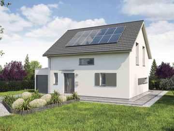 Singlehaus generation 5.5 - 080 - WeberHaus