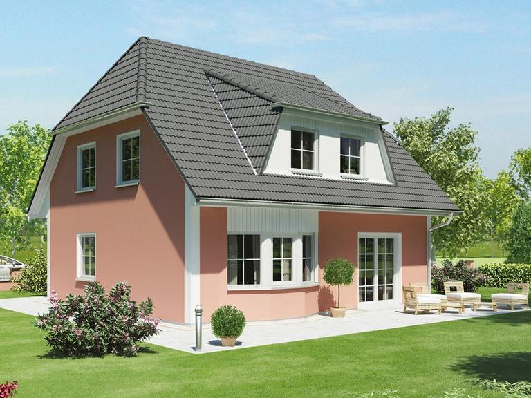 Einfamilienhaus Modicus M50.D - Heinz von Heiden