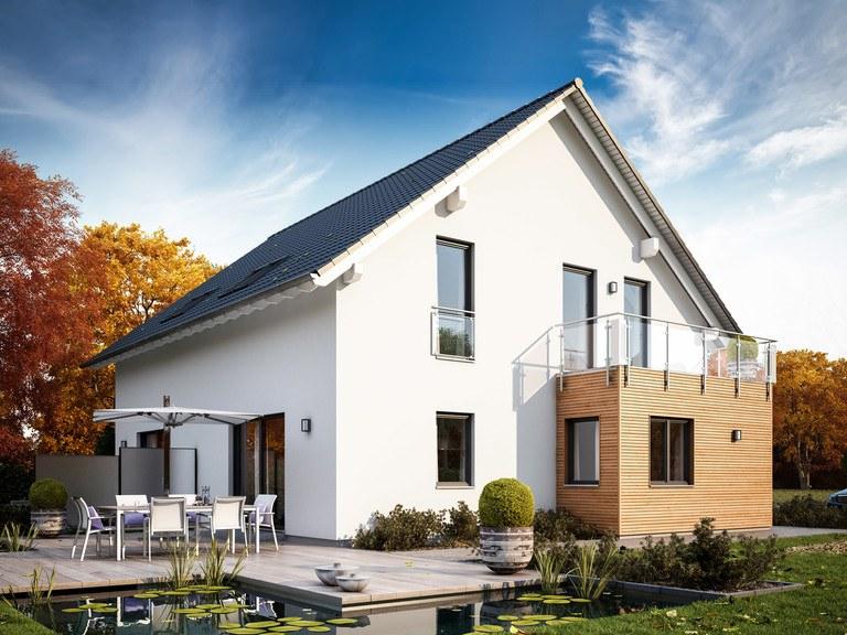 Doppelhaus FamilyStyle 21.02 S - Ansicht 2