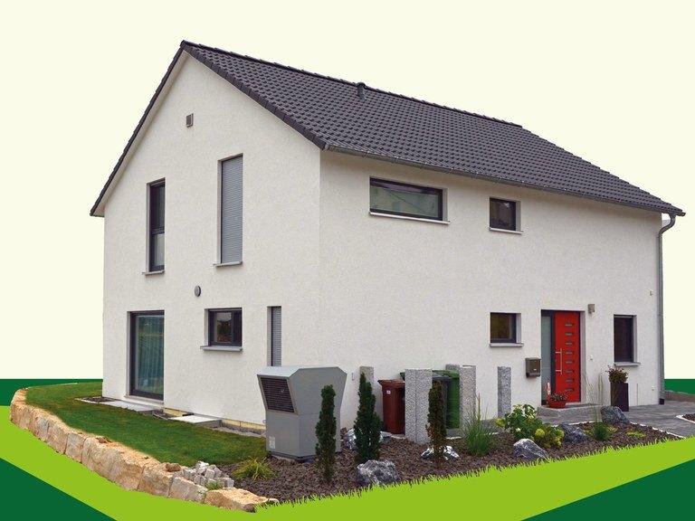 Einfamilienhaus SD151