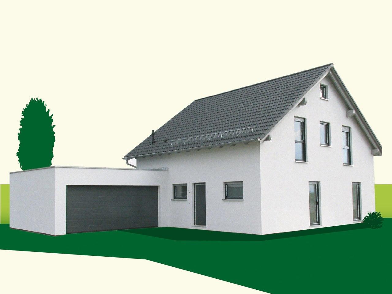 Einfamilienhaus SD132 - Sachsenheimer Fertighaus