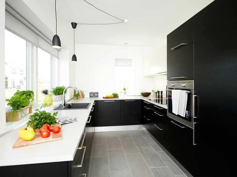 Musterhaus Bad Bramstedt, Die HausCompagnie, Küche