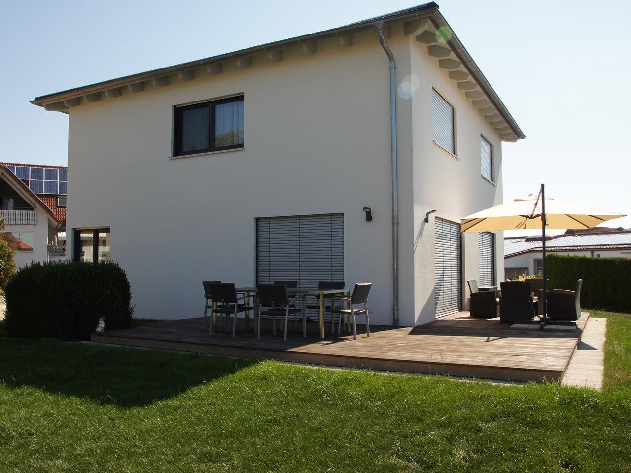 Stadtvilla 149 Ansicht 2 - Holzbau Kielwein