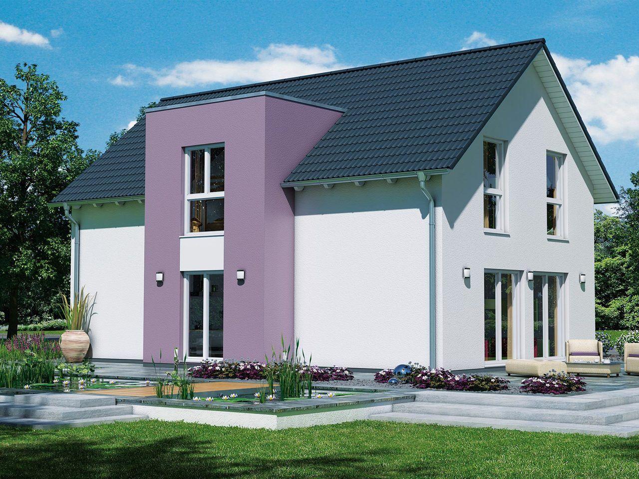 Schwabenhaus Einfamilienhaus Fame 68