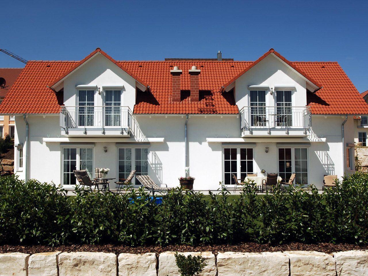 Schwabenhaus Doppelhaus Duett 1