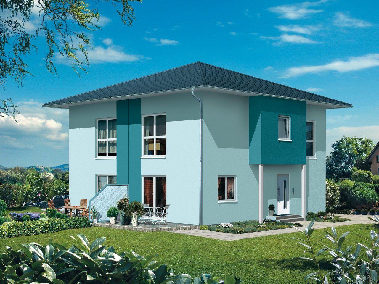 Schwabenhaus Doppelhaus Swing 51
