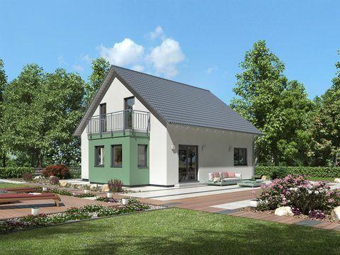 einfamilienhaus da capo 70 schwabenhaus. Black Bedroom Furniture Sets. Home Design Ideas