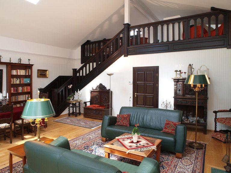 Einfamilienhaus Da Capo Sonderplanung, Wohnzimmer