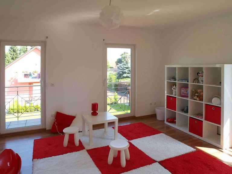 Stadtvilla Swing 79 - Sonderplanung - Schwabenhaus Kinderzimmer