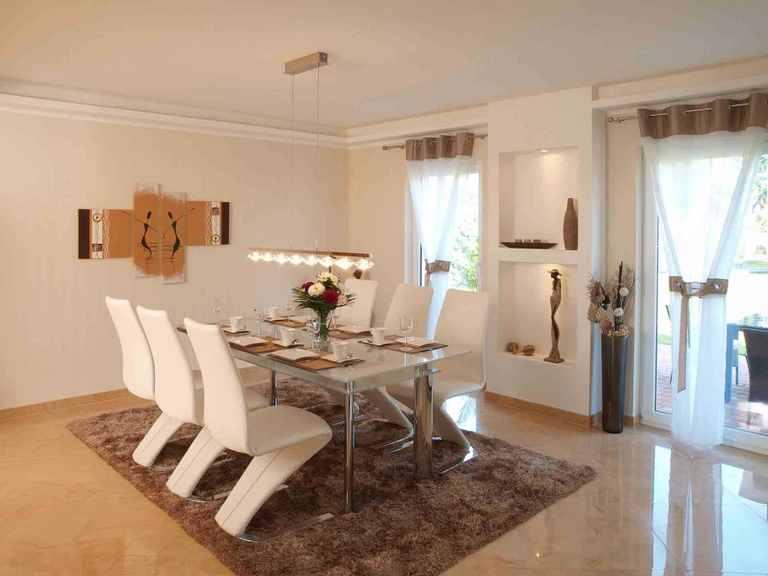 Stadtvilla Swing 79 - Sonderplanung - Schwabenhaus Wohn- und Esszimmer