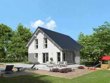 Einfamilienhaus Da Capo 71 N - Schwabenhaus