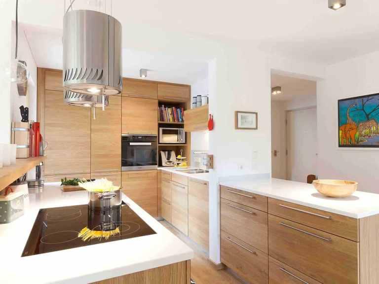 Mehrfamilienhaus Falchengraben - Baufritz Küche