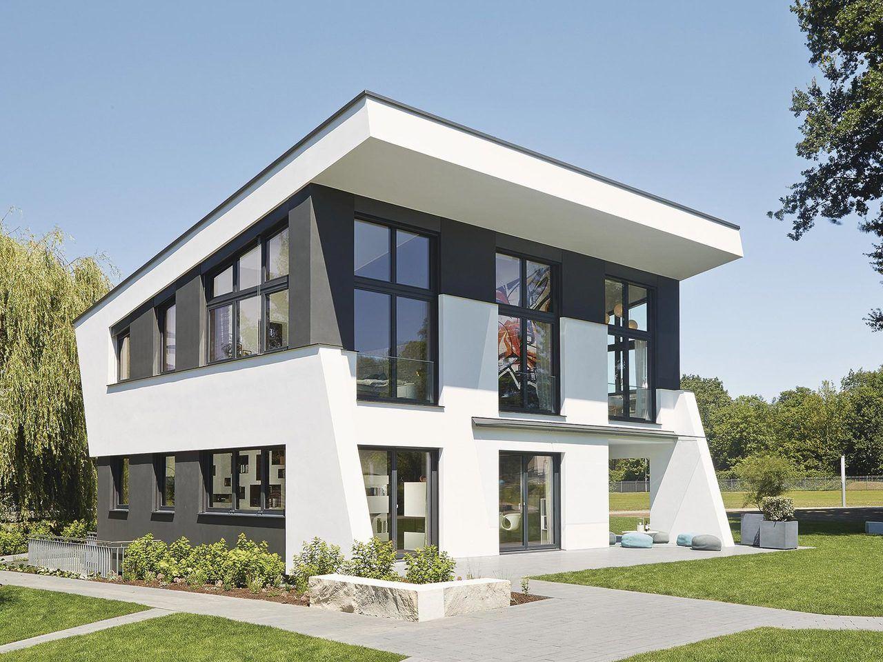 Ausstellungshaus Rheinau-Linx Jubiläumshaus Außenansicht