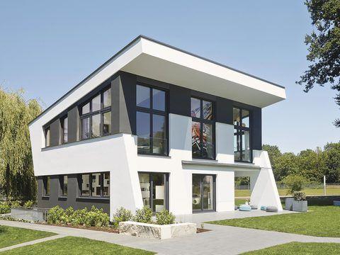 designerhaus bauen erfahrungen und tipps. Black Bedroom Furniture Sets. Home Design Ideas