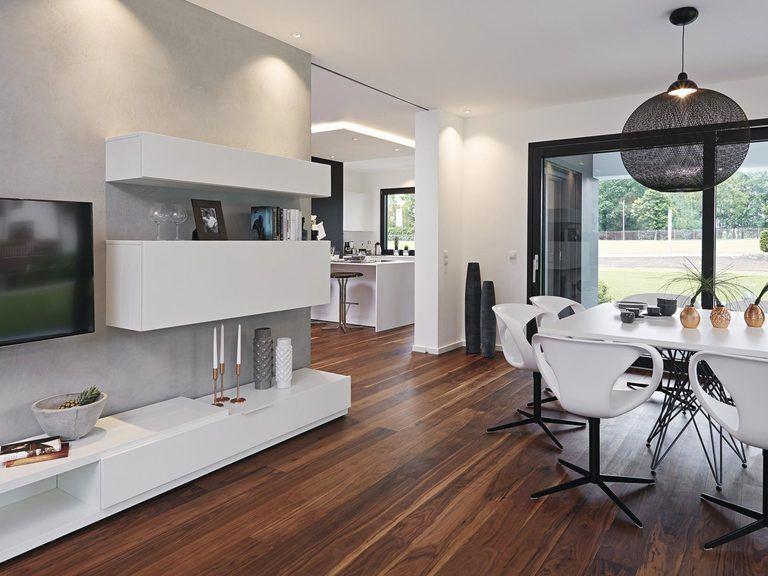 Ausstellungshaus Bauforum Rheinau-Linx, Wohnzimmer 1