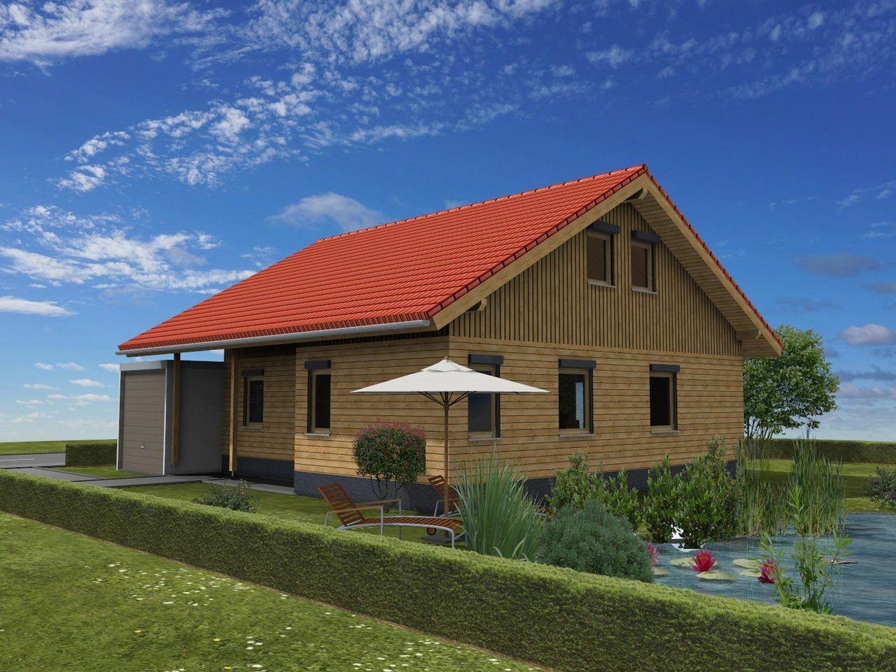 einfamilienhaus klassisch kompakt zimmerei walter