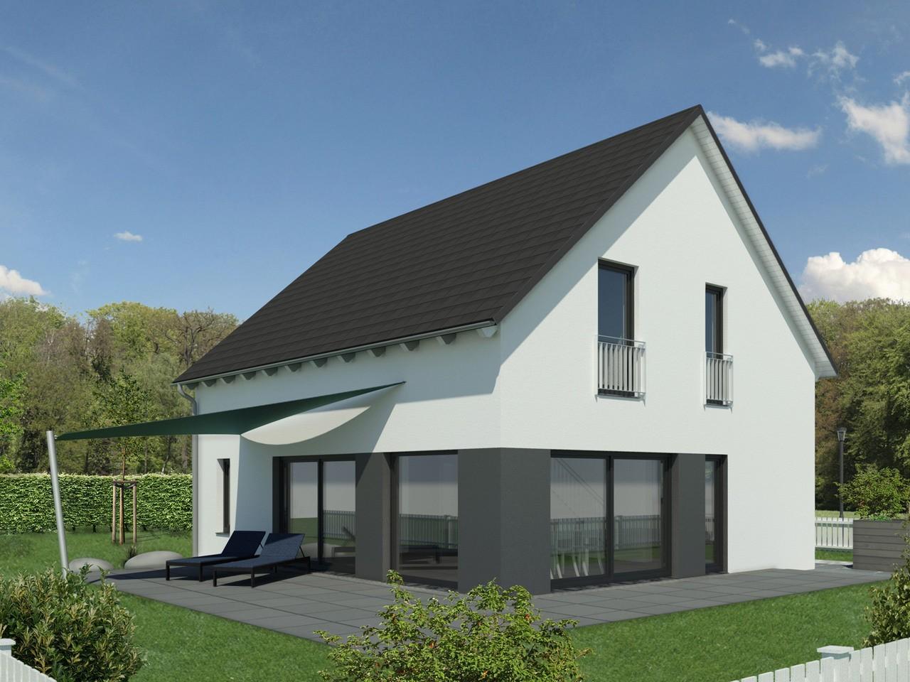 Einfamilienhaus Chausseestraße 132 - Ansicht 1
