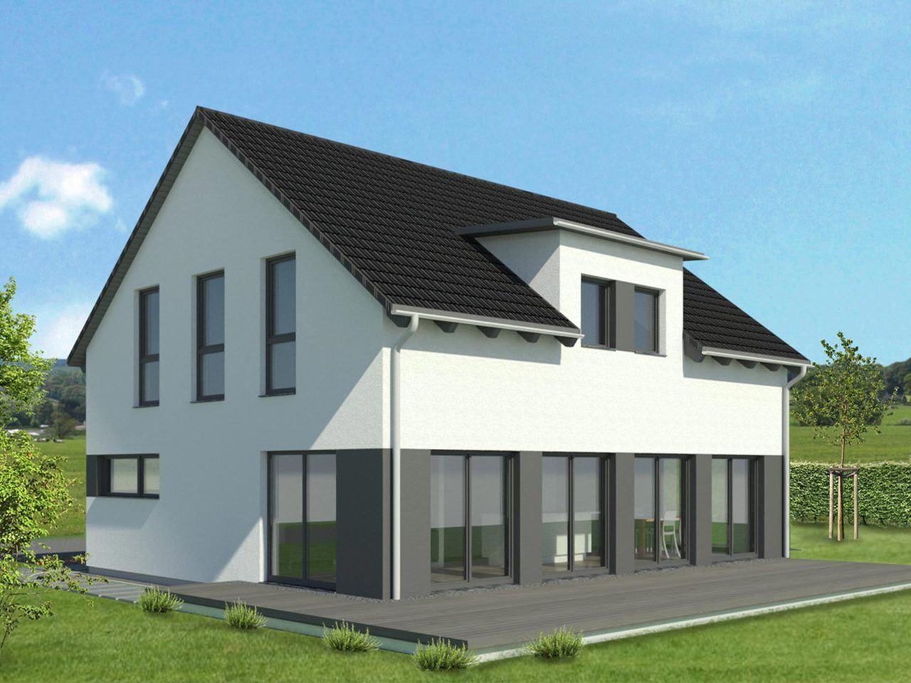 Einfamilienhaus Chausseestraße 157 - Ansicht 3