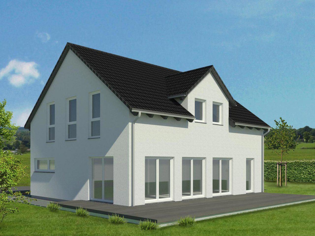 Einfamilienhaus Chausseestraße 157 - Ansicht 4