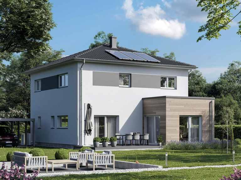 Stadtvilla Schlossallee 148 - bauen.wiewir