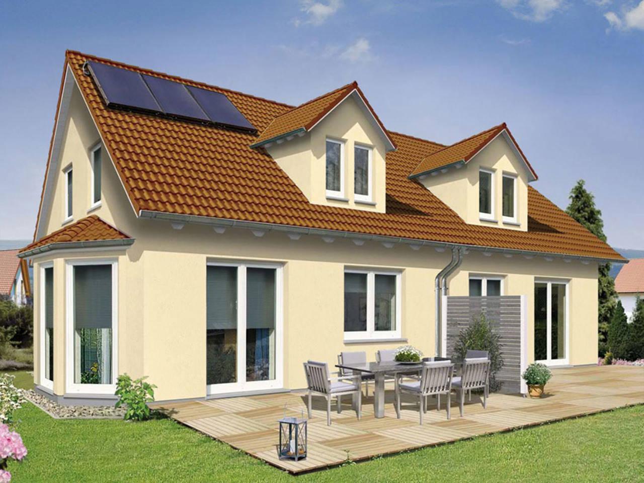 Doppelhaus Duett 115 Style a4