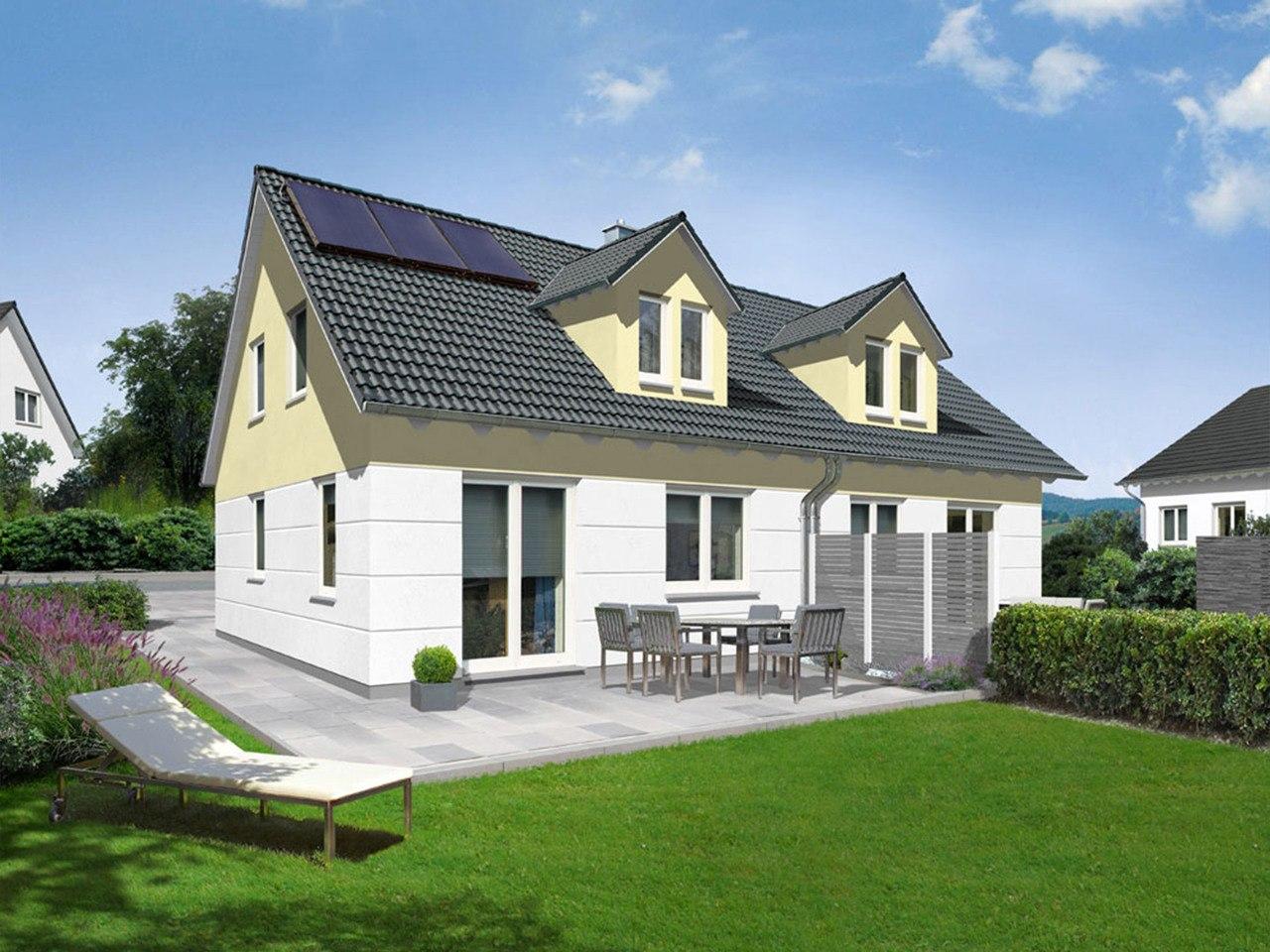 Doppelhaus Duett 115 Trend a1