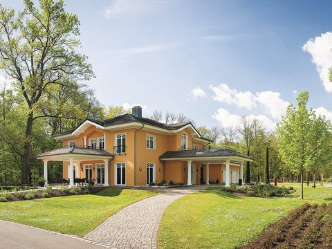 Traumvilla Bauforum Rheinau-Linx - World of Living