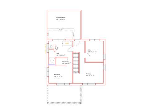 Lehner Musterhaus Ulm - Lehner Haus - OG