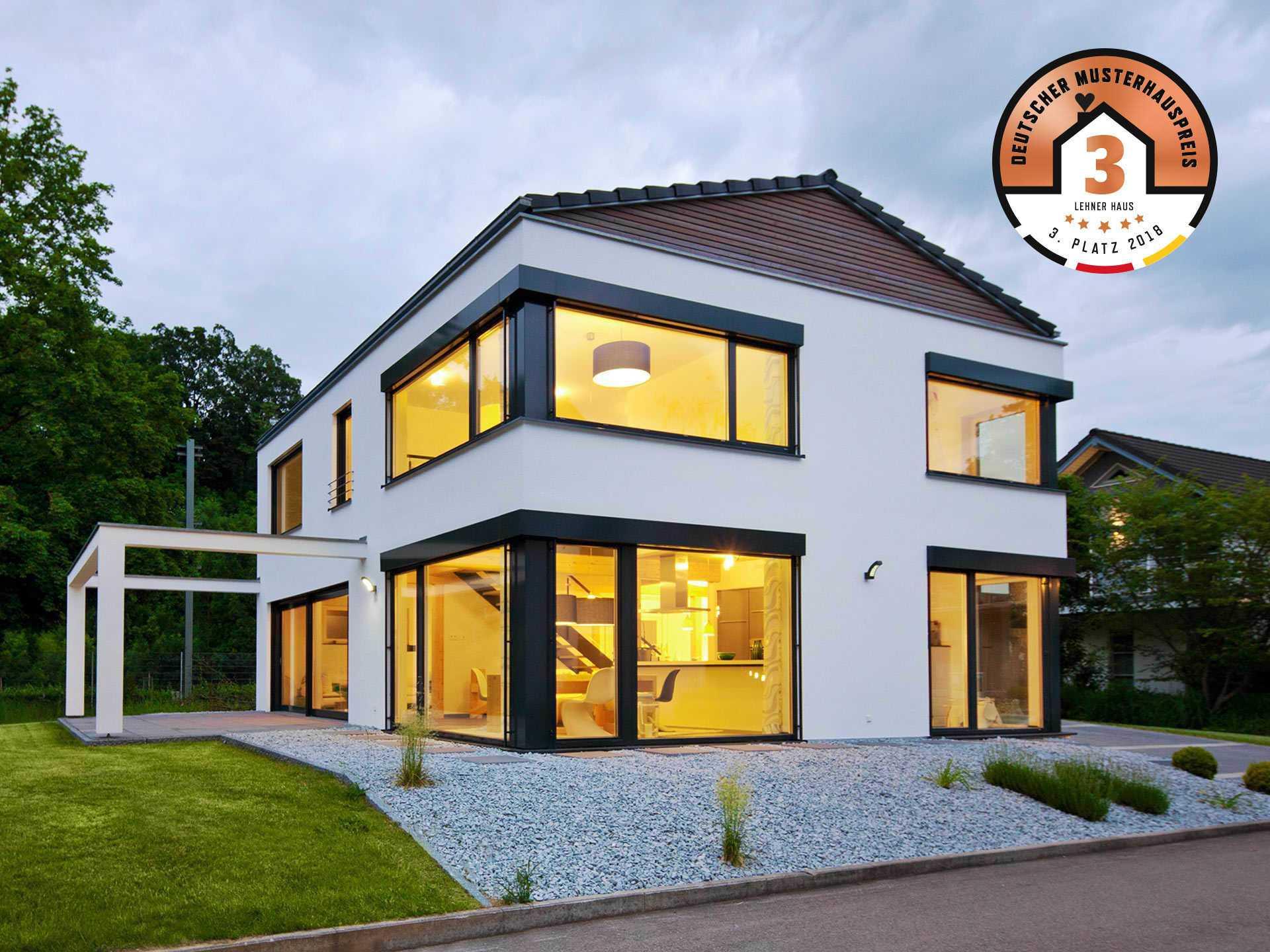 Lehner Musterhaus Ulm - Lehner Haus | Musterhaus.net