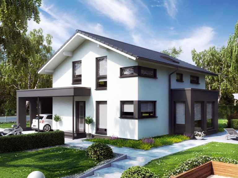 Musterhaus SUNSHINE 143 Mülheim-Kärlich - Living Haus