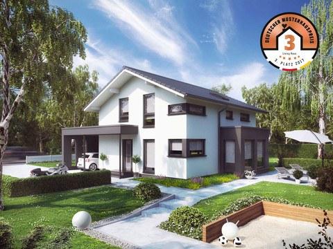Musterhaus Sunshine 143 Mülheim-Kärlich, Platz 3