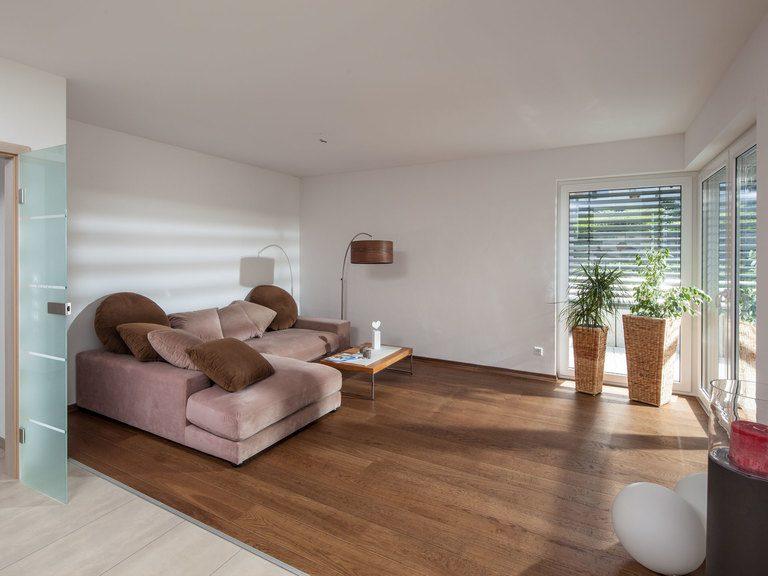 Musterhaus Riedel - Wohnzimmer