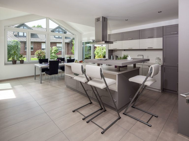 Musterhaus Riedel - Küche
