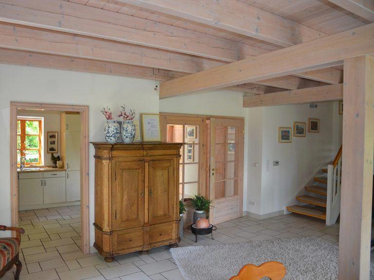 Musterhaus Melle - Wohnzimmer