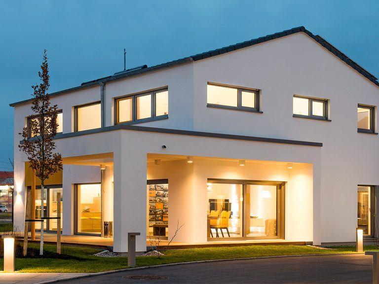 Büdenbender Musterhaus Vitalis, Ansicht 4