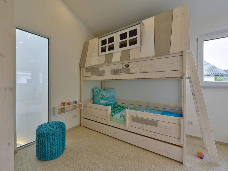Büdenbender Musterhaus Vitalis, Kinderzimmer