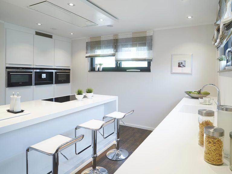 Musterhaus Innovation R Bad Vilbel, Küche