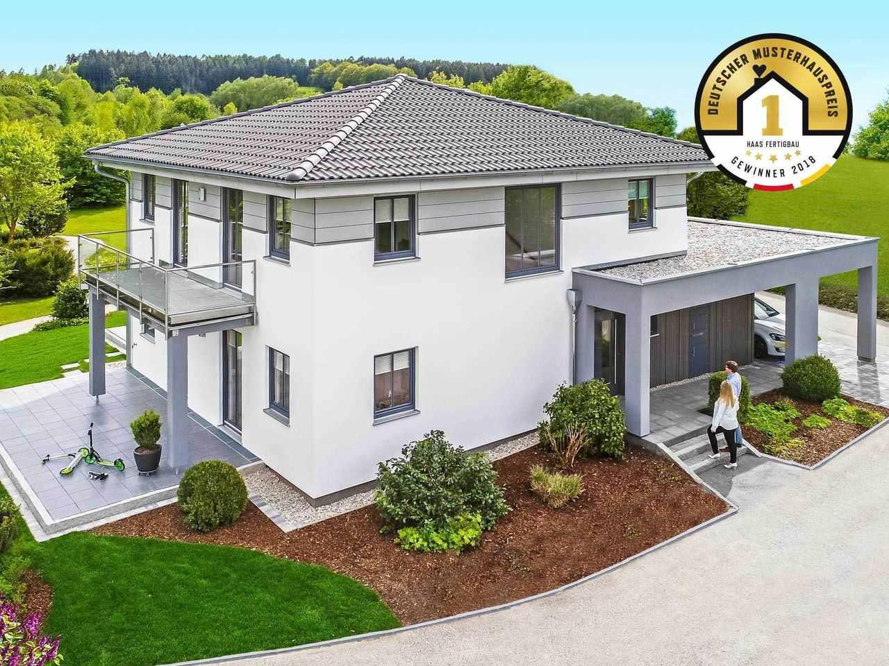 Kategorie Newcomer Platz 1 Musterhaus Falkenberg 150