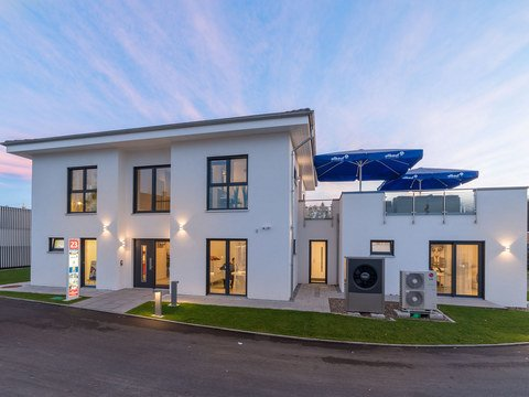 allkauf haus Musterhaus City Villa 1