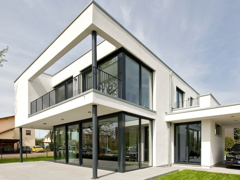 Musterhaus Eiche - Heinz von Heiden