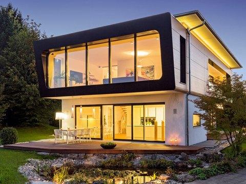 Musterhaus Ambienti+ - Regnauer Hausbau