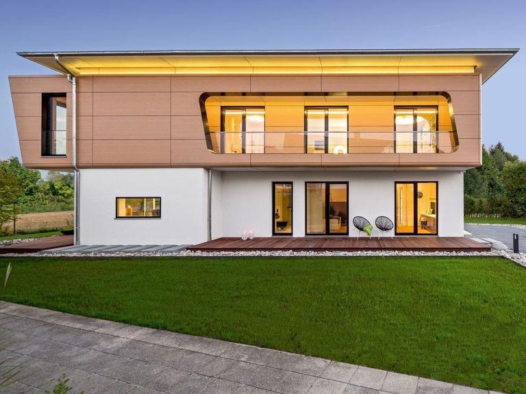 Musterhaus Ambienti+ - Regnauer Hausbau, Ansicht 3
