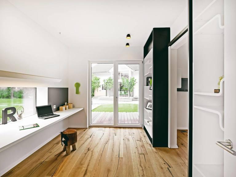Musterhaus Ambienti+ - Regnauer Hausbau, Büro