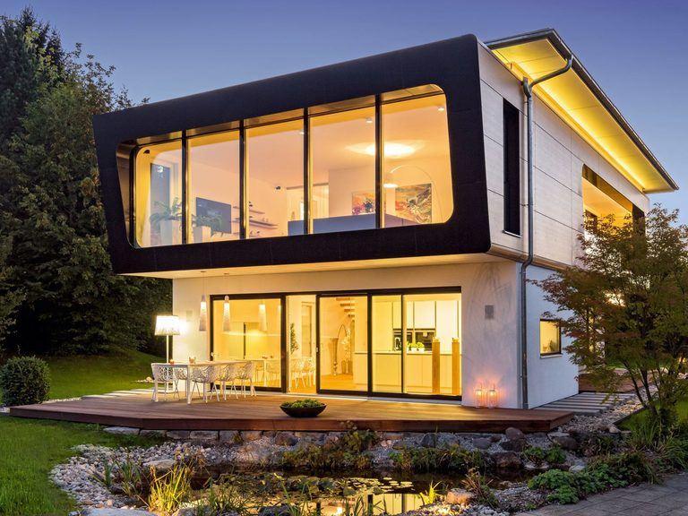 Musterhaus Ambienti - Regnauer Hausbau