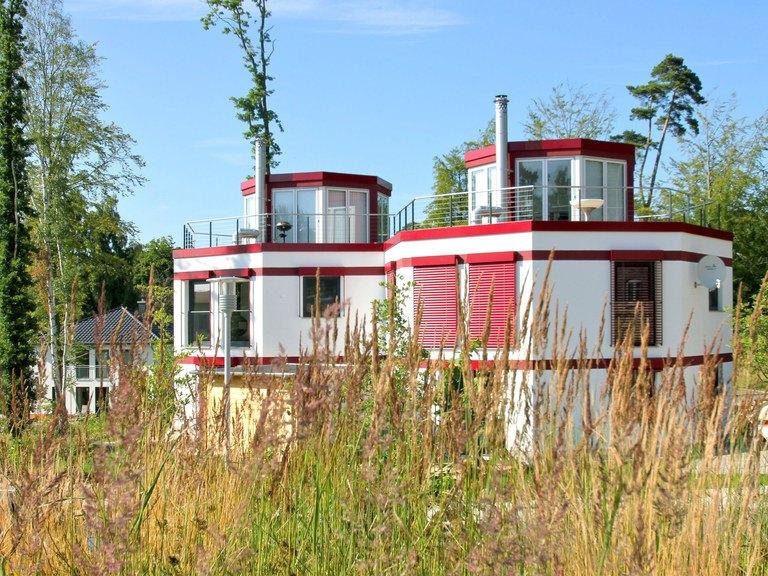 Musterhaus Leuchtfeuer - Ohrdrufer Hausbau, Ansicht 2