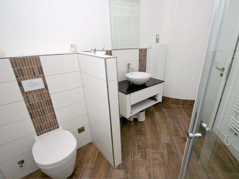 Musterhaus Leuchtfeuer - Ohrdrufer Hausbau, Bad 2