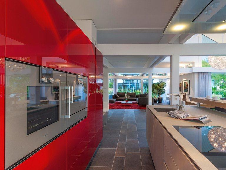 Musterhaus HUF Haus ART 4 - HUF HAUS, Küche